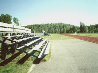 more chapleau bleachers